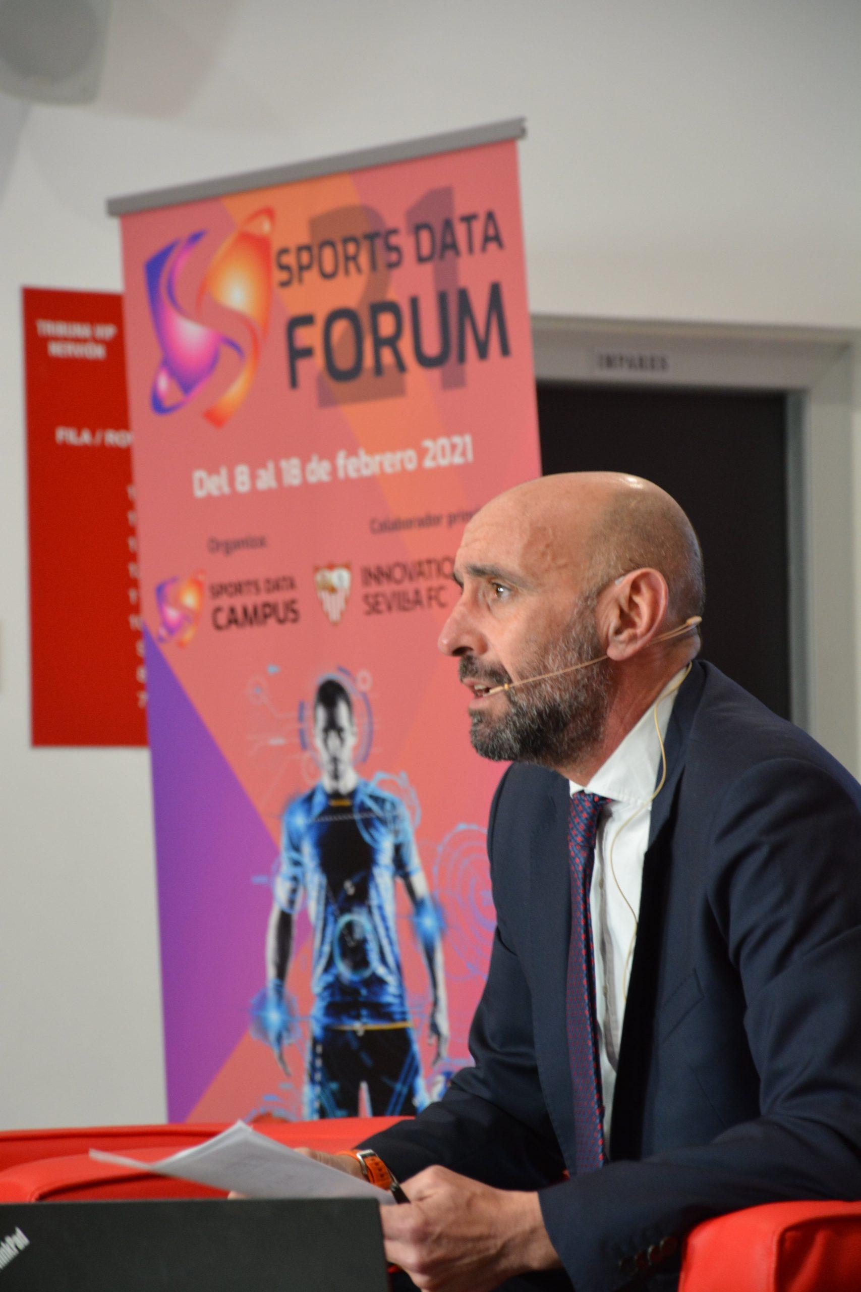 Manu Heredia Football Data International Forum
