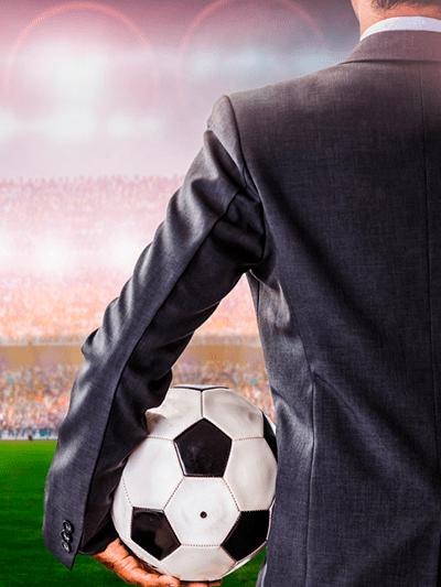 logo profesional futbol