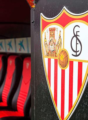 Logo Máster en Big Data aplicado al Scouting en fútbol Sevilla FC