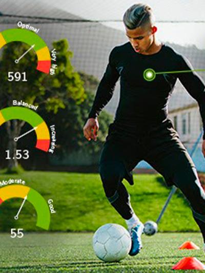 Máster en Big Data aplicado a la preparación física en fútbol