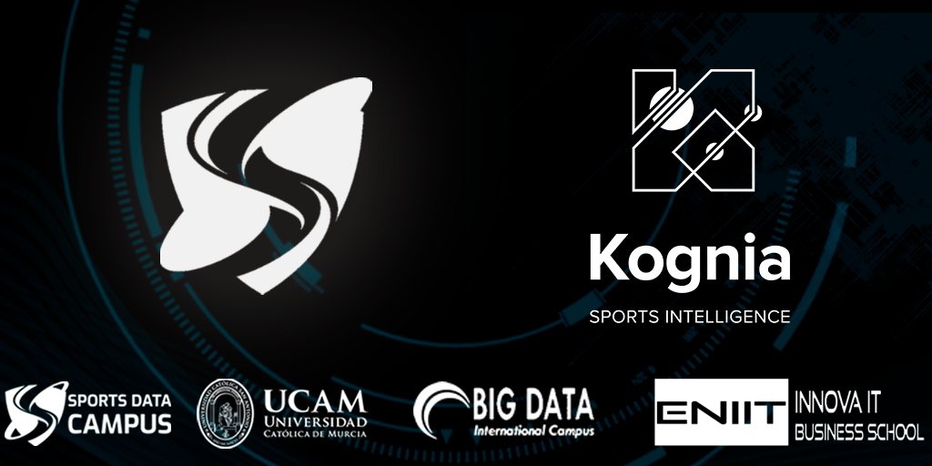 Acuerdo colaboración Kognia Sports Data Campus