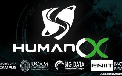 Humanox será el nuevo colaborador de Sports Data Campus
